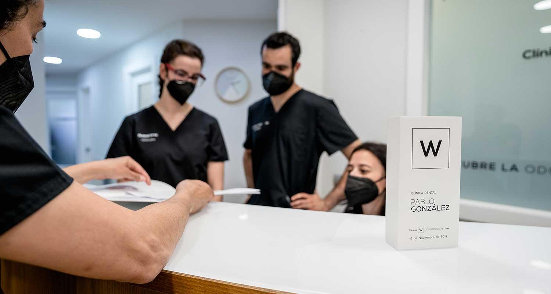 Clínica dental de confianza en Aguilar de Campoo