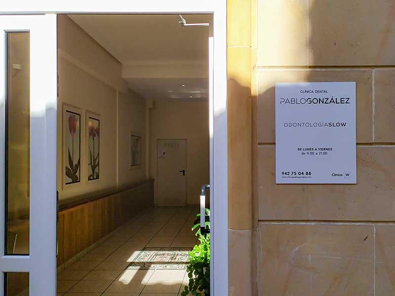 Clínica Dental Pablo Gonzalez en Reinosa