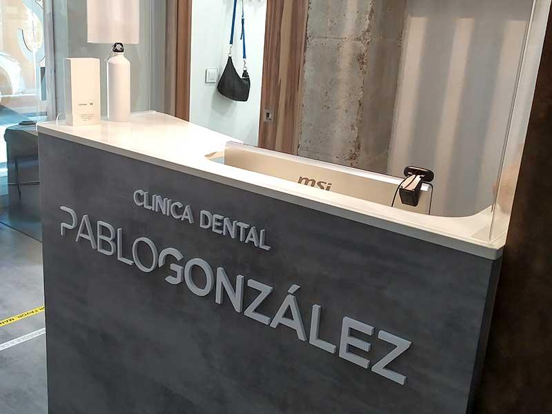 Clínica Dental Pablo González